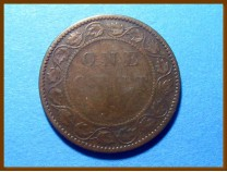 Канада 1 цент