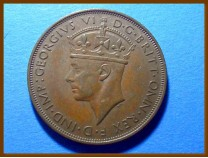 Джерси 1/12 шиллинга 1947 г.