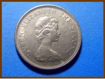 Джерси 10 пенсов 1968 г.