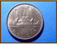 Канада 1 доллар 1968 г.