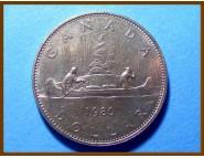 Канада 1 доллар 1980 г.