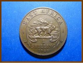 Восточная Африка 1 шиллинг 1948 г.