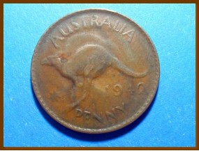 Австралия 1 пенни 1942 г.