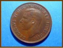 Австралия 1 пенни 1950 г.