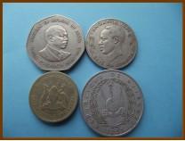 Лот монет Африки 4 шт.