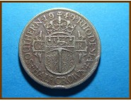Южная Родезия 1/2 кроны 1949 г.