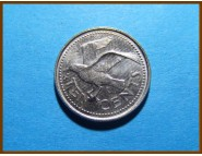 Барбадос 10 центов 2001 г.