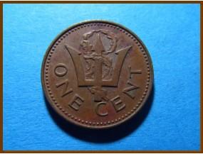 Барбадос 1 цент 1973 г.