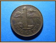 Барбадос 5 центов 1991 г.