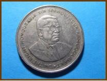 Маврикий 5 рупий 1991 г.