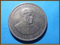 Маврикий 5 рупий 1992 г.