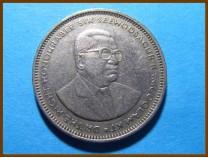Маврикий 1 рупия 1990 г.