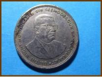 Маврикий 1 рупия 2002 г.