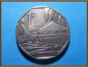 Куба 1 песо 1994 г.