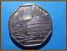 Куба 1 песо 1998 г.