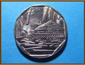 Куба 1 песо 1997 г.