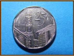 Куба 25 сентаво 2003 г.