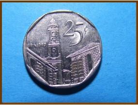 Куба 25 сентаво 2006 г.