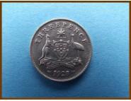 Австралия 3 пенса 1928 г.