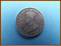 Австралия 3 пенса 1924 г.