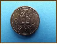 Барбадос 1 цент 2007 г.
