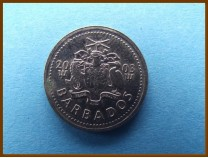 Барбадос 10 центов 2003 г.