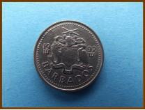 Барбадос 10 центов 1992 г.