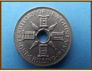 Территория Новой Гвинеи 1 шиллинг 1945 г.
