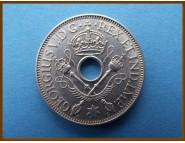Территория Новой Гвинеи 1 шиллинг 1936 г.