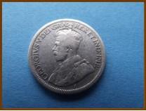 Канада 10 центов 1930 г. Серебро