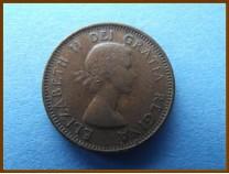 Канада 1 цент 1953 г.
