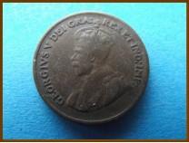 Канада 1 цент 1931 г.