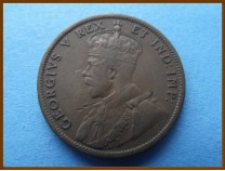 Канада 1 цент 1911 г.