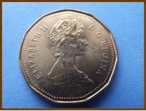 Канада 1 доллар 1987 г.