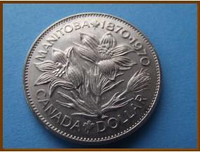 Канада 1 доллар 1970 г.