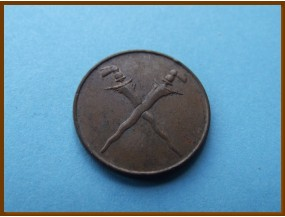 Малайя и Британское Борнео 1 цент 1962 г.