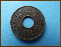 Восточная Африка 1 цент 1952 г.