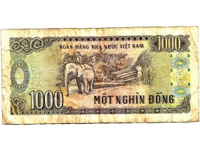 Вьетнам 1000 донг