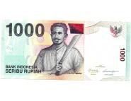 Индонезия 1000 рупий 2012 г.