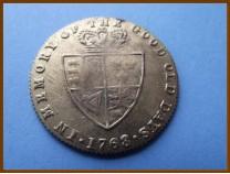 Великобритания жетон гинея 1768 г.