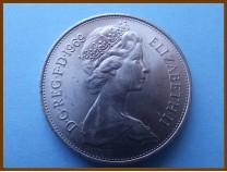 Великобритания 10 пенсов 1969 г.