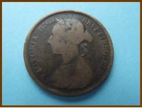 Великобритания 1/2  пенни 1894 г.