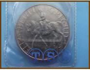 Великобритания 1 крона 1977 г.