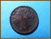 Великобритания 1/3 фартинга 1885 г.