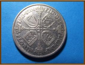 Великобритания флорин 1928 г. Серебро