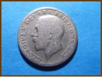 Великобритания 6 пенсов Серебро