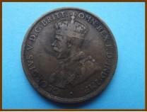 Джерси 1/12 шиллинга 1913 г.