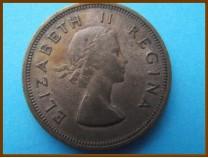 Южная Африка ЮАР 1 пенни 1956 г.