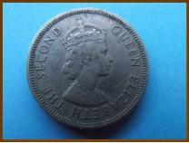 Британский Гондурас 25 центов 1994 г.