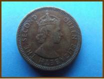 Белиз 5 центов 1973 г.